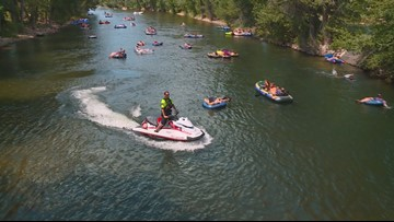 What you need to know to safely float the Boise River