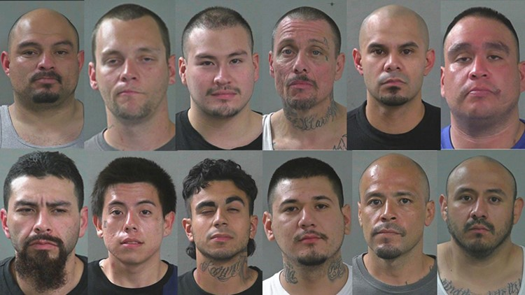 12 Gang Members Indicted For Canyon County Jail Riot Ktvb Com