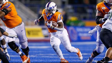 WATCH: Boise State coach Bryan Harsin and players' press conference after their 59-37 win over Hawai'i