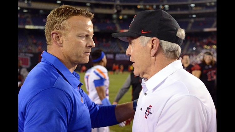 The first nugget to come out of Mountain West Media Days tomorrow will be the preseason poll, where Boise State is expected to be the pick in the Mountain Division.  But you can't hang your hat on that.