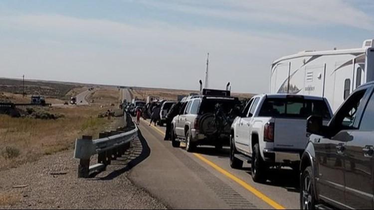 By Photo Congress || Accident On I 84 Boise Idaho