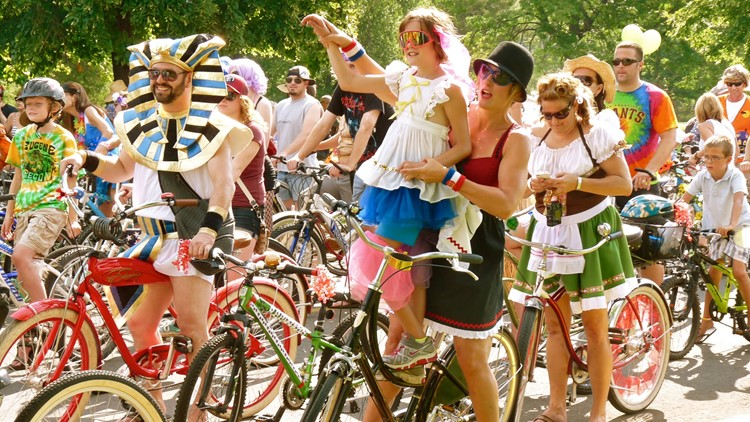 The Boise cycling community is embracing that ever-present nuisance known as goatheads by making them the mascot of a new bicycle-centric festival in downtown Boise.