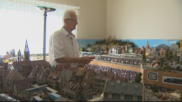 Idaho Life: Tracking through time with Meridian man's model train collection