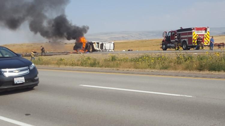 Idaho Falls man killed in crash on I-84 near Burley | ktvb com