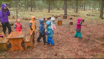 Innovative Educator: Roots Forest School gets kids learning outside