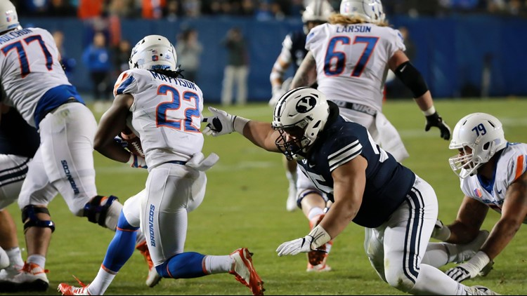 Whatever concerns Boise State coach Bryan Harsin expressed going into fall camp, the offensive line wasn't one of them.  The group essentially returns four starters: Ezra Cleveland, John Molchon, Eric Quevedo and Garrett Larson.