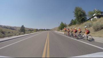 VERIFY: Is it legal for cyclists to ride side by side on Idaho roads?