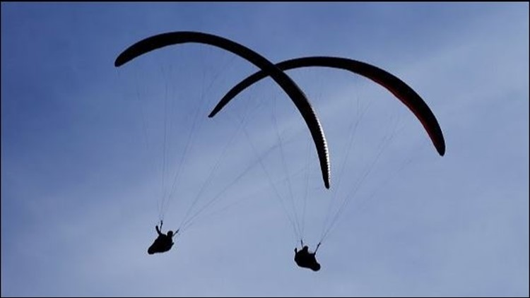 Westley Portwood died from injuries he suffered in a paragliding crash in Lemhi County.