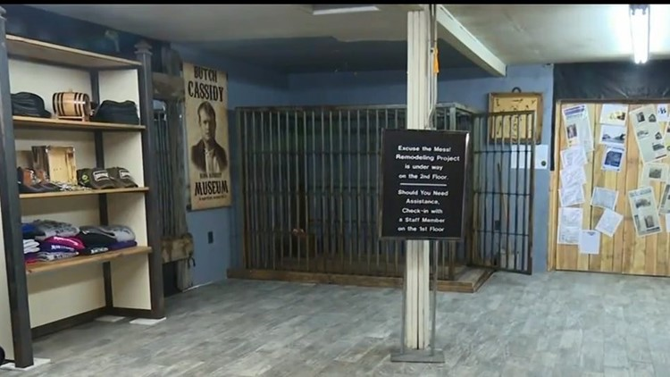 An 1800s-style jail has been added to the museum in Montpelier.