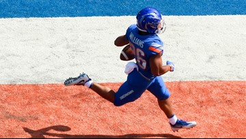 Boise State will install new blue artificial turf at Alberstons Stadium
