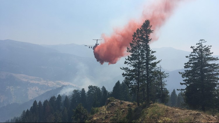 Technology-based issues have caused delays in recent days for crews working two of Idaho's wildfires.