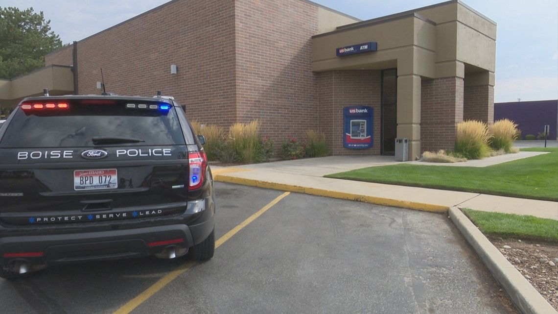 Man charged in robbery at U S  Bank in Boise   ktvb com