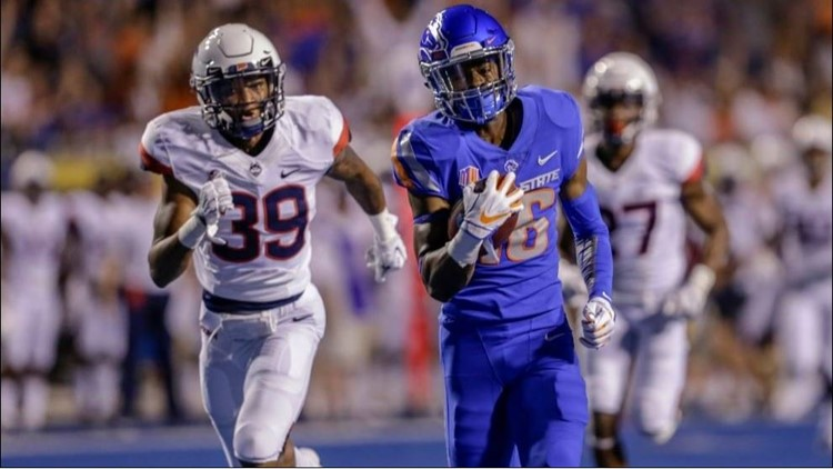 The most gratifying thing about the school-record 818 yards Boise State racked up while annihilating Connecticut 62-7 Saturday night was the balance it brought.