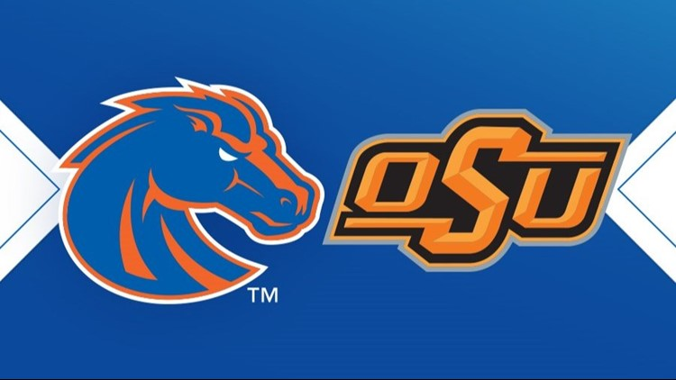 Follow along as the no. 17 Boise State Broncos head to Stillwater, Oklahoma to face no. 24 Oklahoma State Cowboys in a Top 25 showdown!