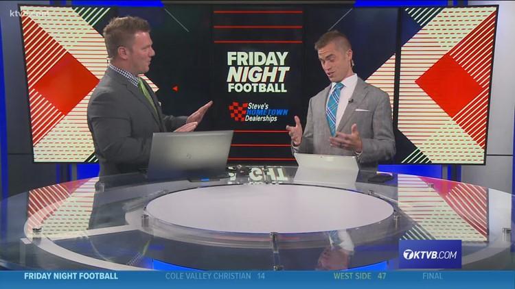 Jay Tust and Will Hall look at week 4 of the high school football season