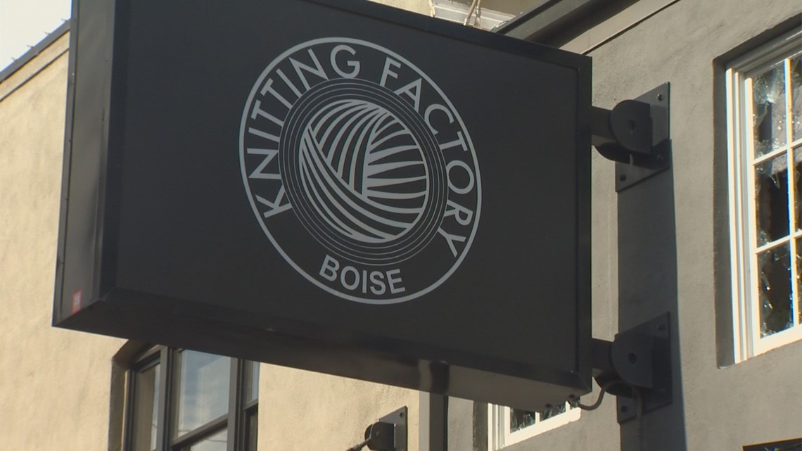 Renovated Knitting Factory Concert House in Boise to reopen in March after fire silenced it for months