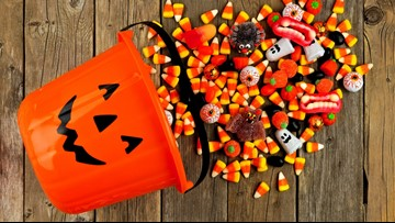 Meridian adds food court and game area to Trunk or Treat celebration
