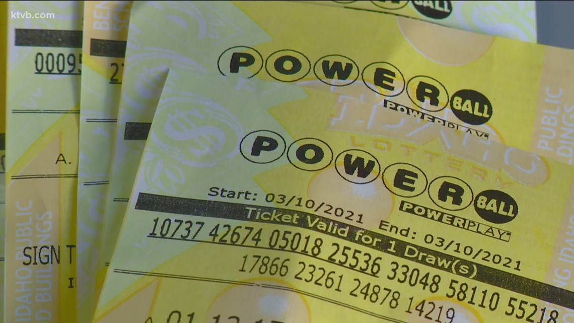 The future of Powerball in Idaho is in jeopardy
