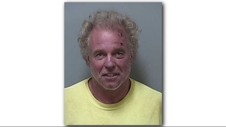 Deputies contend with chaos, gas explosion during arrest at