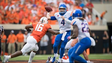 Rypien Named 2018 MW Offensive Player of the Year; 11 Broncos honored