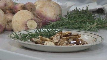 You Can Grow It: 2 tasty turns on turnips from Chef Lou