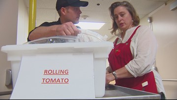 Rolling Tomato: Instead of the landfill, excess food in Boise is going to nonprofits