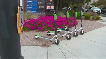 What are the laws and rules for electric scooters in Boise?
