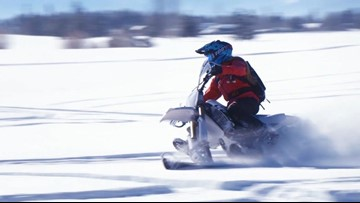 'Like a dirt bike on the snow': Born in Idaho, snowbiking is becoming the hottest winter powersport