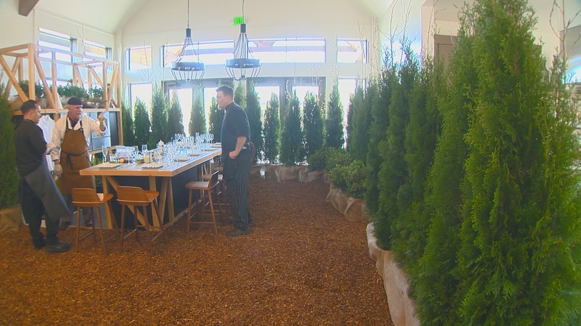 A unique and exclusive food experience is coming to the Treasure Valley