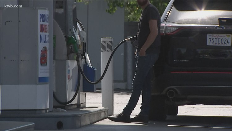 Idaho gas prices jump 10 cents in a week