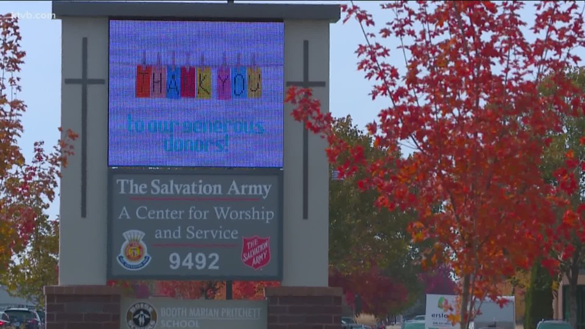 7Cares: Boise Salvation Army spreads hope to Idahoans