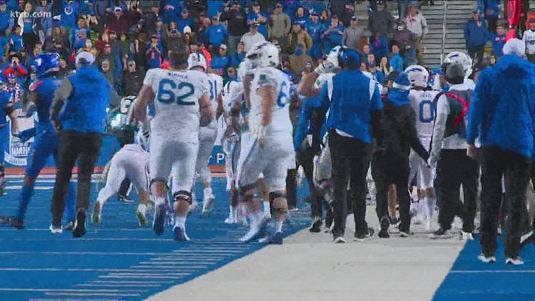 Heading into the bye week, Boise State continues to search for consistency