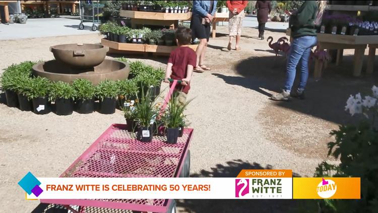 Idaho Today: Spotlight - Franz Witte Is Celebrating 50 Years