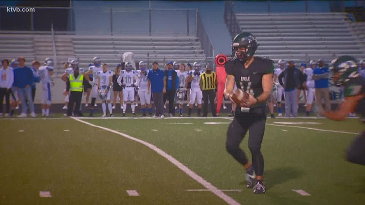 Friday Night Football: Week four wraps up with major 5A and 4A matchups