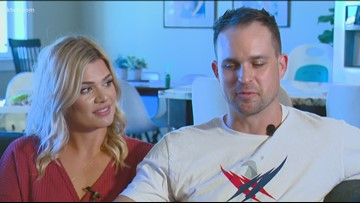 7's Hero: The Gary Sinise Foundation builds a smart home for wounded soldier and his family in Eagle