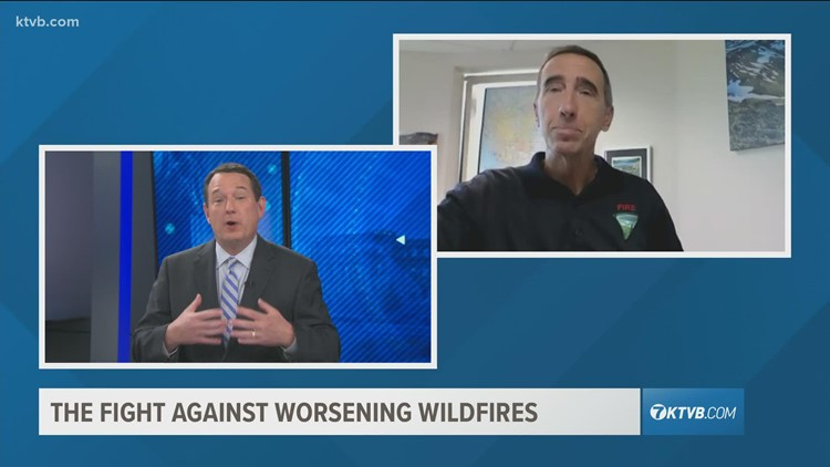 Viewpoint: The destructive wildfires in the West