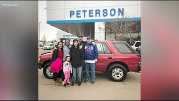 Boise car dealership helps family battling cancer with free repairs