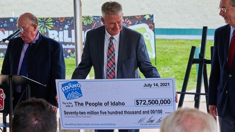 Idaho Lottery returns record profits to state, schools