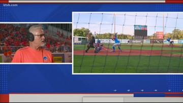 Boise State baseball coach Gary Van Tol joins the Bronco Roundup Gameday Show