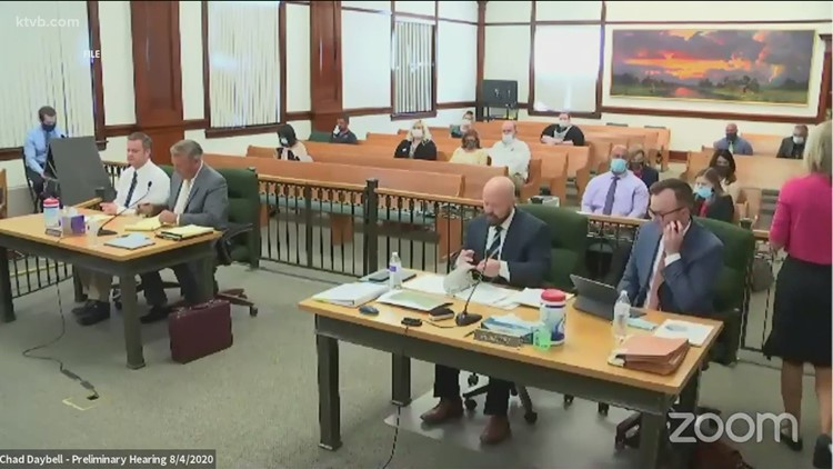 Chad Daybell pleads not guilty to murder of JJ Vallow and Tylee Ryan