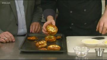 KTVB Kitchen: Stuffed Artichoke Rolls from Chef Lou