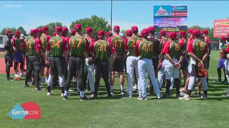 Boise Hawks to hold open tryouts