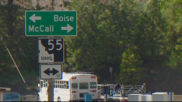 ITD to host public meeting Friday to discuss options for  busy Highway 55 intersection