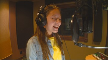 Boise 13-year-old singer in 'Baby Shark' viral hit admits the song is 'just really weird'