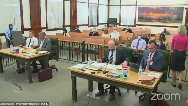 Judge grants change of venue for Chad Daybell murder trial