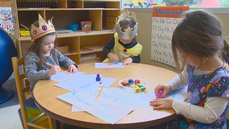 Idaho Senate narrowly OKs $6M grant for early childhood education
