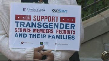 9th Circuit in Portland takes up transgender military service ban case
