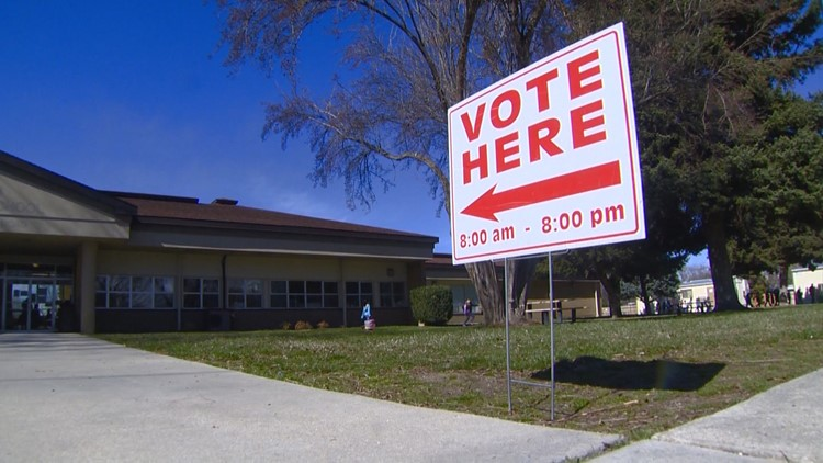 ELECTION RESULTS: May 2019 funding requests, district races