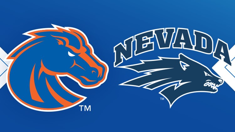 Follow along with live score updates, play-by-play stats, photos, highlights and more as the Boise State Broncos take on the Nevada Wolfpack in Reno!
