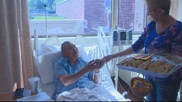 'Cookie lady' brightens days for cancer patients in Boise